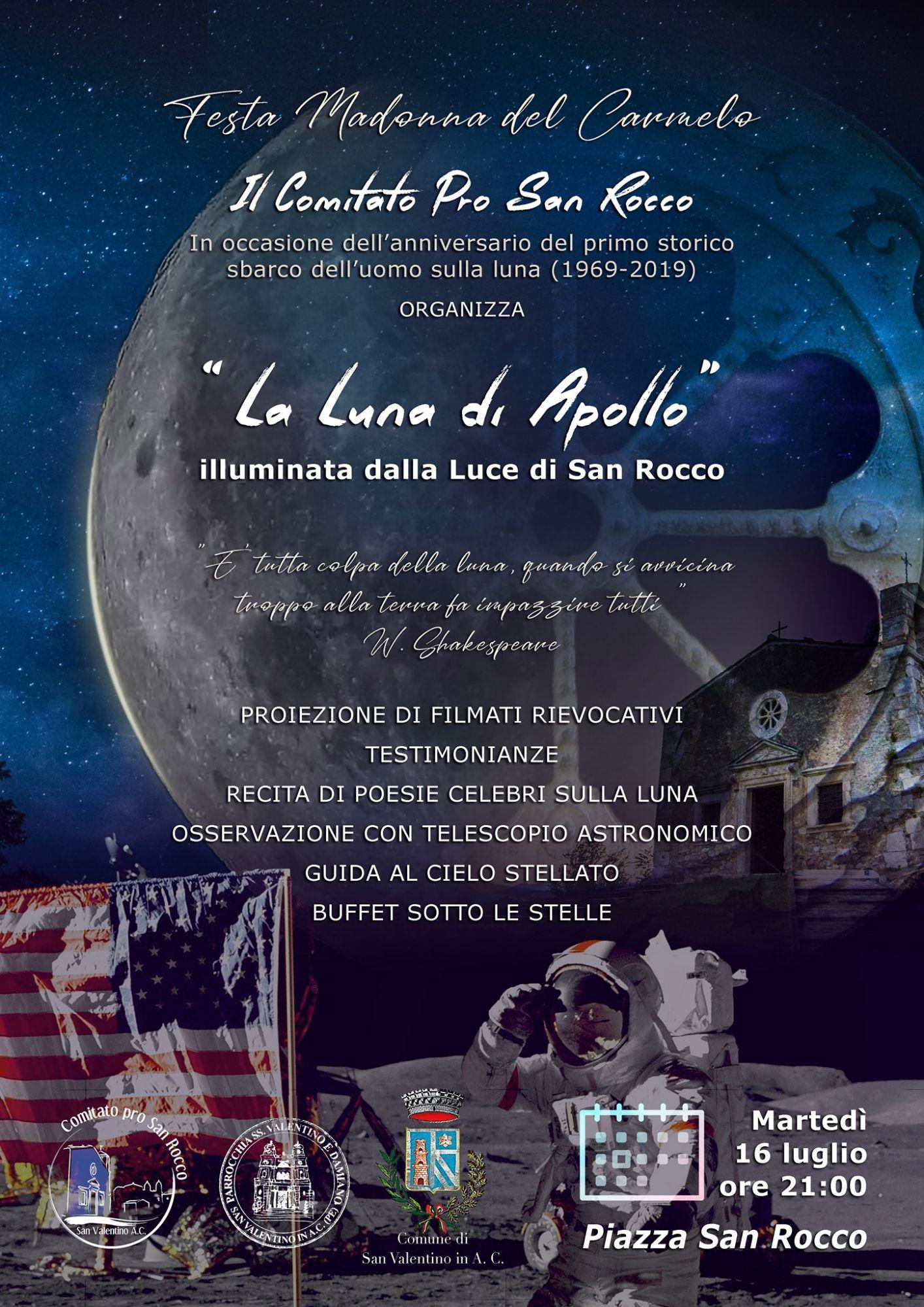 La Luna di Apollo